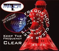 Major T. (Bohlen) Keep the frequency clear (1994) [Maxi-CD]