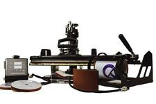 More details for dgn51 combo heat press 5 in 1 machine uk press multi transfer sublimation print