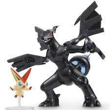 Pokemon GO Victini & Zekrom Plamo 23 Character Plastic Model Kit Figure Bandai