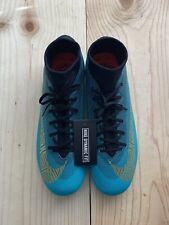 Size 10 Nike Superfly 6 Academy Cr7 Mg Clear Jade Men's Soccer Cleats Aj3541 390
