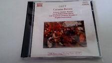 "STEPHEN GUNZENHAUSER ""CARL ORFF CARMINA BURANA"" CD 25 TRACKS 8.550196"