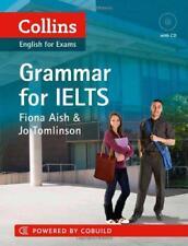 Collins Grammar For Ielts de Fiona Aish , Jo Tomlinson Libro de Bolsillo 9780007