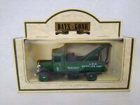 Lledo Days Gone 1934 Mack Breakdown Truck London County Council 27007 Free Post