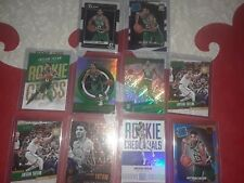 10 Card Jayson Tatum RC Lot Boston Celtics