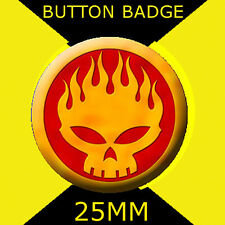 """THE OFFSPRING - LOGO IMAGE -BUTTON BADGE 25MM/1"""" D PIN GREAT GIFT FOR FAN #CD34"""