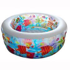 """Intex Aquarium Pool (60"""" x 22"""") - The """"Fishy"""" Birth Pool"""