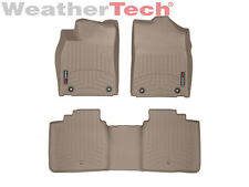 Awesome WeatherTech Floor Mat FloorLiner For Lexus ES   2013 2018   Tan
