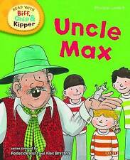 NEW -  UNCLE MAX Phonics LEVEL 6 (OXFORD READING TREE )  PaperbackBIFF CHIP KIPP