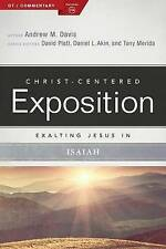 NEW Exalting Jesus in Isaiah (Christ-Centered Exposition Commentary)