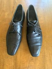 Men's leather Prada shoes size 9