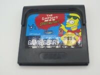 Simpsons: Bart vs. The Space Mutants (Sega Game Gear, 1992)
