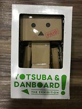 Kaiyodo Revoltech Yotsuba Mini Danboard Paid Memorial Admission Ticket Version