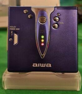 39. AIWA AM-HX400 Mini Disc Player