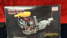 """Mnicraft Visible Mazda Rotary Engine 1/5 Scale """" As Is """" Junkyard Sale"""
