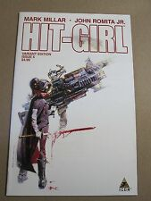 HIT GIRL #5 1:25 BILL SIENKIEWICZ VARIANT COVER! KICK ASS! MARVEL ICON NM-