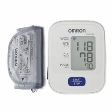 Omron HEM 7120 Upper Arm Automatic Blood Pressure B P Monitor BP Machine HEM7120