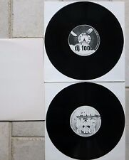 "DJ  Food ‎– A Dub Plate Of Food  2 x 10"" Vinyl   Ninja Tune ‎– zen 1020"