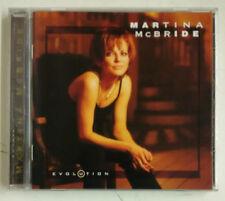 Martina McBride Evolution CD Europa 1997