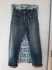 Levi's Levi Levis 501 Jeans Denim W 31 L 30 High Waist Size 10