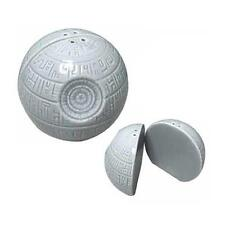 Star Wars - Death Star Salt And Pepper Shakers - New & Official Lucasfilm Disney