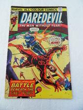 Daredevil  132 .  2nd Bullseye -Marvel 1976 -  FN +