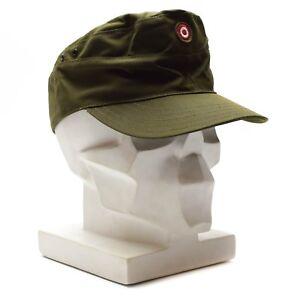 Original Austrian army military field cap Austria combat hat Olive drab O.D NEW