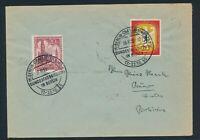 BERLIN 1953, Mi. 108 Brief, seltene Destination Bolivien!!!