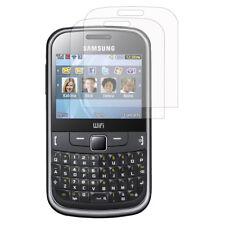 Transparente Displayschutzfolie für Samsung Ch@t 335/ Samsung Chat S3350
