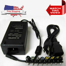 Universal Adapter Notebook Charger Power Supply for PC Computer Laptop...