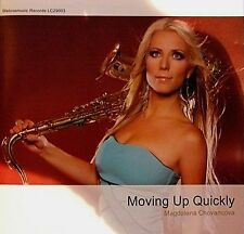 "Magdalena Chovancova ""Moving Up Quickly"" audio CD (WeLoveMusic 2012)"