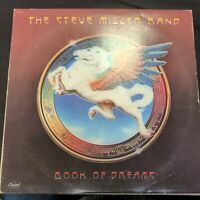Record Album The Steve Miller Band Book Of Dreams LP VG