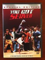 You Got Served (DVD, 2004, Special Edition) - E1014