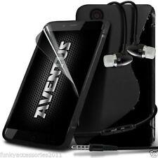 Fundas Para LG G5 de color principal negro para teléfonos móviles y PDAs