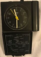 Braun 871 B World Travel Alarm Clock Good Condition Made In Germany Dieter Rams
