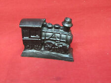 Vintage Train Hand-Crafted From Coal