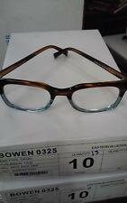 d5b9df304b3a Warby Parker Bowen 325 Eyeglass Frames Eastern Bluebird Fade 52-20-145 New