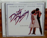 CD BANDA SONORA ORIGINAL DIRTY DANCING NUEVO PRECINTADO