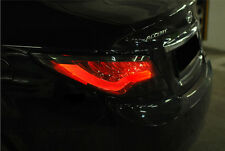 LED Tail Lamps light Black Special Assembly For 11 12 Hyundai New Accent