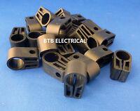 Armoured cable cleat multiple sizes, C6, C7, C8, C9, C10, C11, C12  20 PER PACK