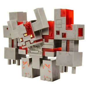 Minecraft Dungeons Redstone Monstrosity Monster Adventure 18cm Big Boss Battle