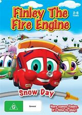 Finley the Fire Engine: Snow Day NEW R4 DVD