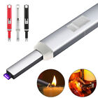 ElectricLighter Arc Plasma Rechargeable Windproof Flameless USB CigaretteLighter
