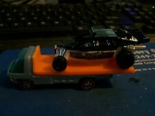 Hot wheels Heavyweights long frame truck bed, no ramp