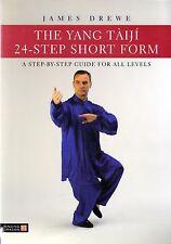 YANG TAIJI 24-STEP SHORT FORM taichi chinese martial art stance breathing