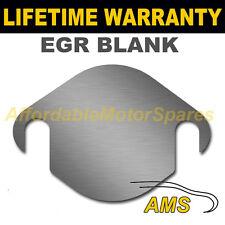 Ford Transit Ranger Diesel Passgenau AGR Ventil Blindplatte 1.5mm Stahl links
