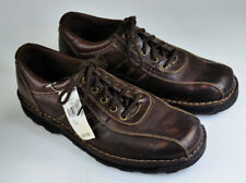 New- Leather Falls Creek Brown Size 9.5  Mens Shoes