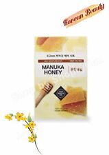 UK SELLER Etude House 0.2 Therapy Air Mask 20ml X 5ea Manuka Honey
