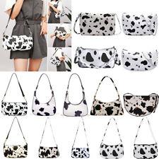 Fashion Women Handbag PU Leather Ladies Casual Underarm Shoulder Tote Bag Purse
