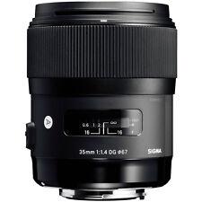 Sigma 35mm F1.4 DG HSM 'A' Lens - Nikon Fit