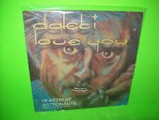 "Dalek I Love You  – Heartbeat Vinyl 12"" Record UK Synth-Pop Electronic SEALED"